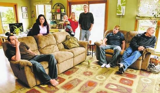 McLean Family - June 2009