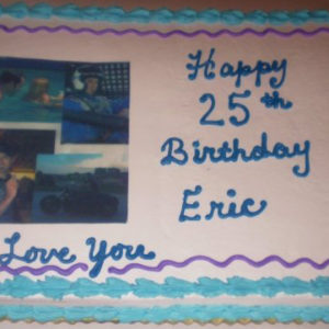 Happy 25th Birthday Eric!!