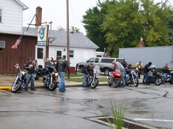 Chris Sauer Memorial Motorcycle Ride