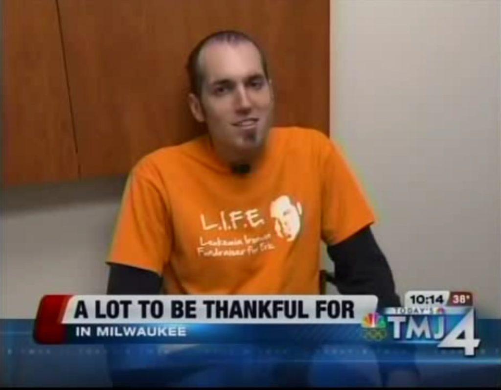 Milwaukee Man's Prognosis May Help Other Leukemia Patients
